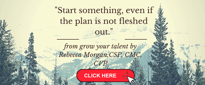 Quote by Rebecca Morgan
