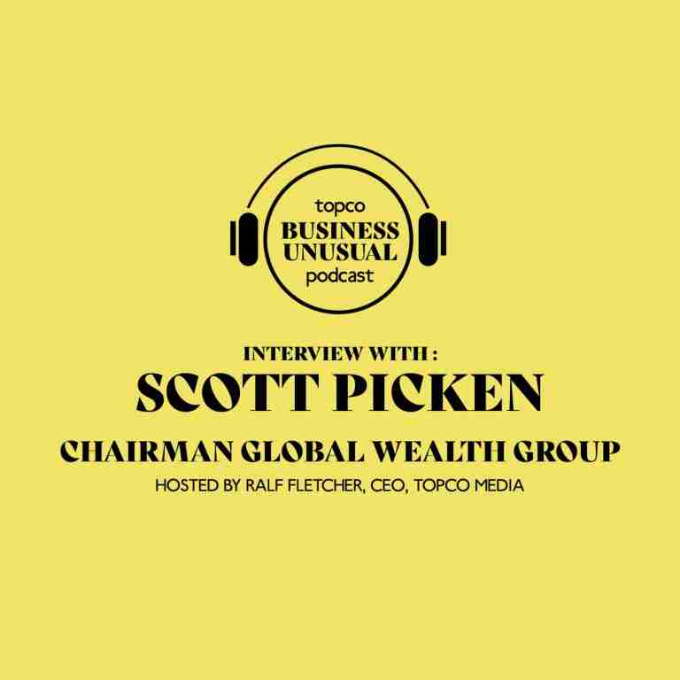 Tech shakes up the property industry! Scott Picken of Wealth Migrate fills us in